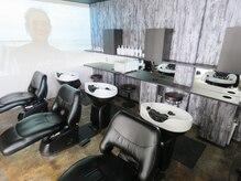 ヘアアートパーリオ 飾磨店(hair art PALIO)の雰囲気(ヒーター付のオールフラットシャンプー台。首が痛くなりません。)