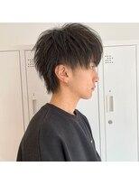 ザ サードヘアー 津田沼(THE 3rd HAIR)ショートネープマッシュ