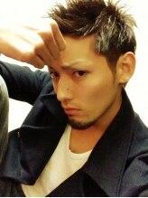 アンベリール(embellir)エッジ☆クールショート(ツーブロックスタイル)