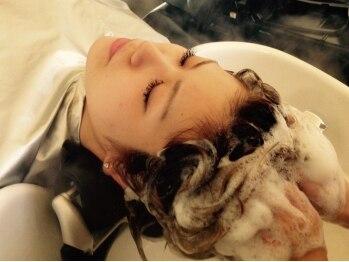 トータルビューティーハナコ(Total Beauty)の写真/【オーダーメイドスパ】チェックシートで髪質診断♪季節の変わり目にしっかりケアで頭皮から美髪へ!
