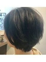 クロムヘアー(CHROME HAIR)マッシュショート