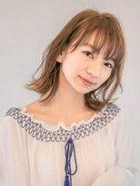 アース 四ツ谷店(HAIR&MAKE EARTH)爽やかワンカールボブディ