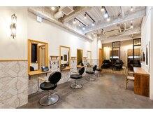 ラフィス ヘアーピュール 梅田茶屋町店(La fith hair pur)の雰囲気(アットホームな空間でゆったり過ごせます♪)