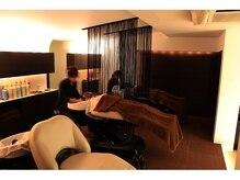 フランソワーズマルソー(francoise marceau)の雰囲気(ヘッドスパ専用の夢シャンプー台完備しています。)