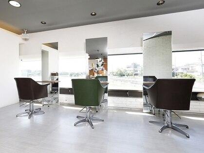 クロス セレクション ヘアーサロン(cross selection hair salon)の写真