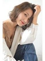 【soy-kufu】ニュアンスレイヤーボブスタイル