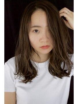 ザ デイ フォーヘアー(The day 4 HAIR)暗髪2