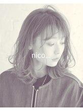 ヘア ラボ ニコ 藤沢店(hair Labo nico...)中川 陽平