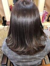 ヘアーズ フェミニン 中山店(Hair's Feminine)髪質改善トリートメント&艶カラー