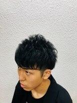 ビューティーボーイ ヤマグチ(BEAUTY BOY Yamaguchi)フェザーマッシュ