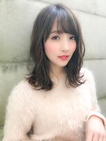 ノット(Knot)【knot阿部展大】インスタ大人気☆透明感小顔くびれセミディ