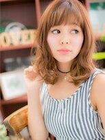 *+COVER HAIR+*…触れたくなる☆モテ系ウェーブa