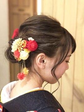 ブロス ザ ヘアー(bros.THE HAIR)★成人式スタイル2019★