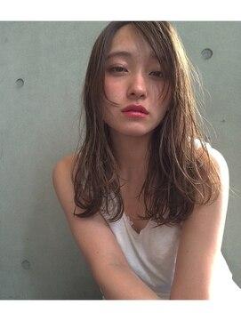 ロマリア(Lomalia)【Lomalia表参道/原宿】☆ セクシーウェットロング ☆