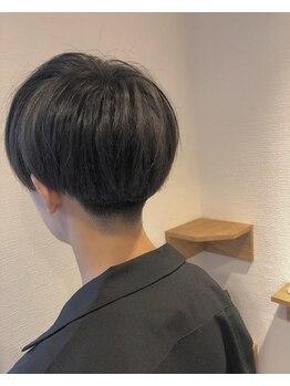 オルヘアー('olu hair)の写真/【Men'sトレンドヘアならお任せ★】男性オーナースタイリストが対応◎遊びに来た感覚で気楽に過ごせる♪