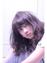 ヘアー カーム 鹿島田店(HAIR CALM)春夏style!ルーズおフェロ