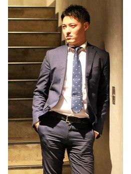 エムズヘアー(M's HAIR)の写真/ON・OFF自在の2way styleでワンランク上のビジネスライフを!!