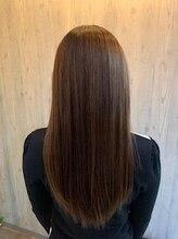 ヴィータ Hair Vita手触り滑らか。似合わせ縮網矯正