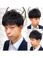 ヨシザワインク プレミアム 築地店(YOSHIZAWA Inc. PREMIUM)【ヨシザワ聖路加】耳だしビジネスパーマ