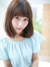 アグ ヘアー ログ 東戸塚店(Agu hair log)夏オススメ☆涼しげデイリーボブヘア☆