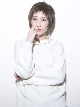マイ ヘア デザイン(MY hair design)モダンシャギーショート by 三角祐太