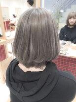 デイズ(days)ミルクティーアッシュベージュ3Dカラー☆ブリーチWカラーモード