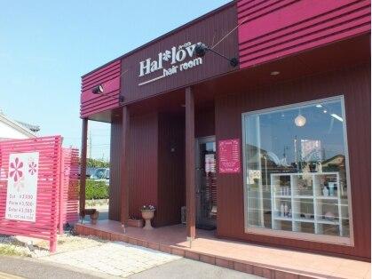 ハーロウ ヘアールーム(Hallow hair room)の写真