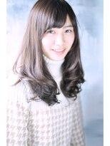 黒髪少女的 『 マユブラック 』 ☆ ガーリー セミボブ♪
