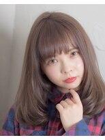 ミンクス ハラジュク(MINX harajuku)MINX藤田 フェアリーワンカール 大人可愛い 小顔 ミディアム