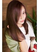 アモン 古船場店(amon Hair care&Design)【amon】ツヤ髪☆誉められストレート