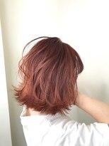エマ(EMA)【エマ】pink orange【ネモト】