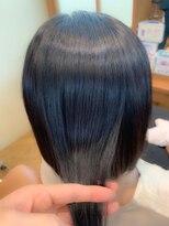 エスアール 真美ケ丘店(SR)驚異の艶髪へ【酸性ストレート】 サラサラ・まとまる髪に