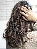 ヘアーラボ アッシュ(Hair Labo ASH)Hairlaboash☆メッシュモカブラウン