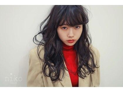 ニコヘアー(niko hair)の写真