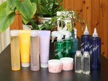 エルモア美容室の雰囲気(こだわりの商材のみを使用し理想の艶髪を叶えます◎)