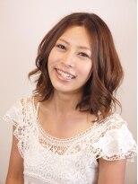 ヘアーメイク カリユ(HAIR MAKE kariyu)SWEET ボブ