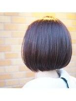 ノエル ヘアー アトリエ(Noele hair atelier)《Noele》愛されナチュラルボブ☆