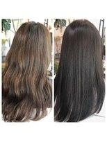 ベル ギンザ (Belle Ginza)髪質改善!カラーで髪を美しく♪店長 長岡