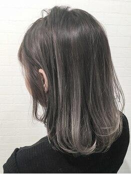 バンクスヘアー(BANK'S HAIR)の写真/ハイトーン/バレイヤージュ/3Dハイライトetc.外国人風なら【BANK'S HAIR】思いのままの理想のColorを再現!!