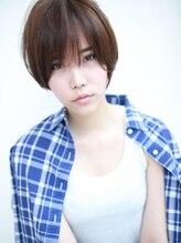 アグ ヘアー バハマ 札幌8号店(Agu hair bahama)ナチュラル☆小顔マッシュショート☆