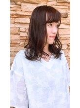 ソラ ヘアデザイン(Sora Hair Design)ぶっちぎり愛されセミディ