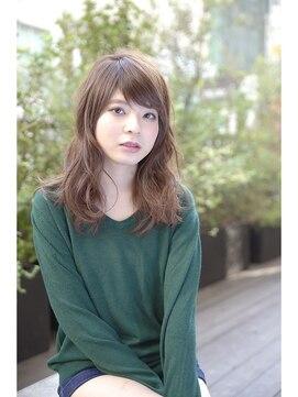 アーツ 町田店(Hair&Make arts)ゆるふわで大人可愛いペールベージュ☆