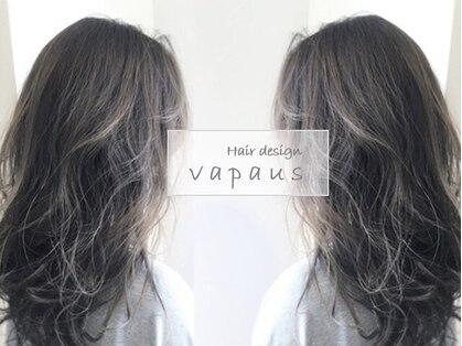 ヴァパウス ヘアーデザイン(Vapaus hair design)の写真