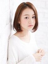 ヘアサロン ナノ(hair salon nano)キレイ系癒やしボブ