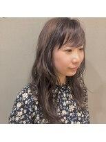 アルマヘアー(Alma hair by murasaki)ダブルカラーでラベンダーピンク