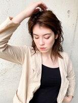 プレイスインザサン(PLACE IN THE SUN)【宍戸】個性引き立つ!オールバックヘア