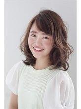 モッズ ヘア 高松瓦町店(mod's hair)ラフさと甘さが可愛いロブ【ALIZE 1999-2000 A/W】