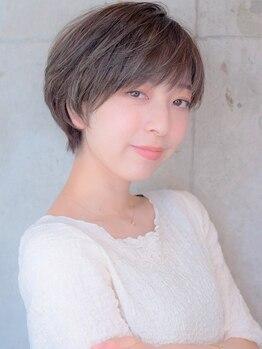ヘアーアンドビューティストーリア 蒲田店(hair beauty STORIA)の写真/『憧れのあの人から憧れのわたしへ』髪質、骨格に合わせることのできる独自のカット技法