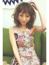 マハナ(Mahana by hair)大人可愛いロブstyle♪