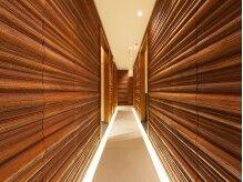 ギンザ マツナガ ドゥ クラス(GINZA MATSUNAGA DE CLASSE)の雰囲気(全席個室のプライベート空間で周りを気にせずゆったり<理容室>)
